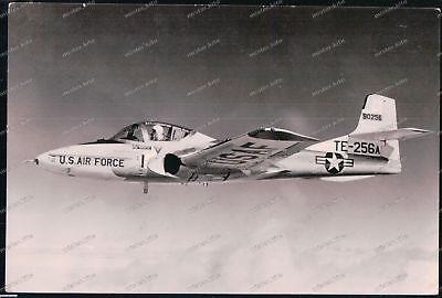 Foto-AK-CessnaT-37B U.S.A-90256.-Flugzeug-airplane-