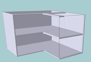 Corner Cabinet For Kitchen Laundry Made To Order 800mm 1200mm