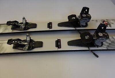DYNAFIT TLT Vertical ST TOURENBINDUNG  82mm binding + opt. Rossi. Ski 174 cm Set