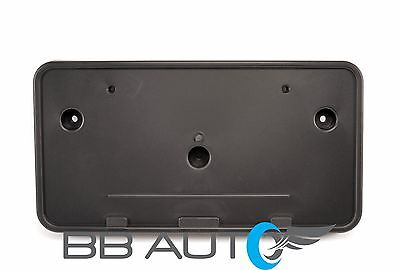 (2007-2014 FORD EXPEDITION FRONT LICENSE PLATE TAG BRACKET HOLDER NEW FO1068149)