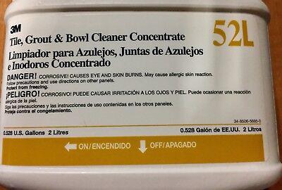 3m Tile Grout And Bowl Cleaner 52l Gray Cap Concentrat 1 Bottle