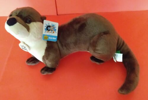 Nice Realistic Plush Otter by Wild Republic
