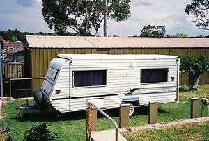 1997 REGENT 4x4 16ft POP TOP  CARAVAN Raymond Terrace Port Stephens Area Preview