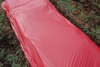 Red Plastic Mulch 4 ft x 100 ...