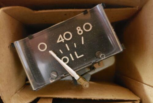 1946 1947 1948 Desoto MOPAR Oil Pressure Gauge NOS
