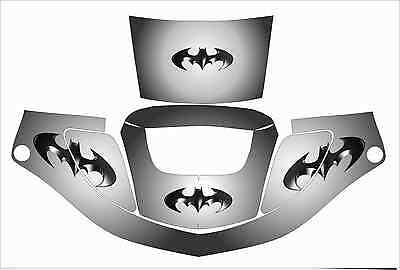 3m Speedglas 9000 9002 X Xf Auto Sw Jig Welding Helmet Wrap Decal Sticker Badman