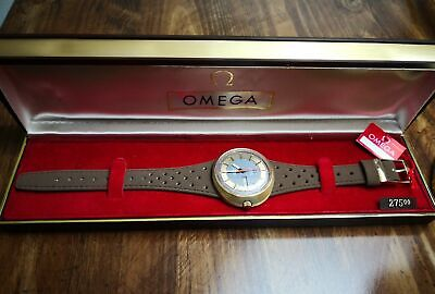 [New Old Stock] Omega Dynamic Automatic Men's Mechanical Watch 166.0079