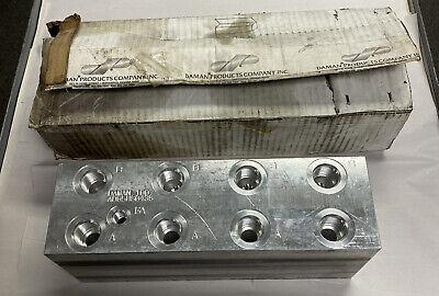 Daman Products Ad05hs043s Aluminum Valve Manifold