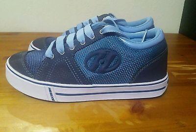 heelys size uk 2 blue colour eur 34