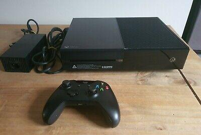 Microsoft Xbox One 500GB Console & controller - Black