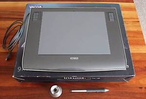 Wacom Intuos 3 9x12 PTZ-930 Tablet Kuraby Brisbane South West Preview