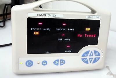 Casmed 740 Vital Signs Monitor Sp02 Nibp