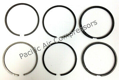 Vt911200av Piston Ring Set For Champbell Hausfeld Tq300000av Tq3010 Pump