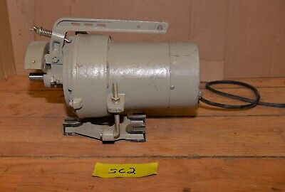 Industrial Sewing Machine Clutch Motor Transmitter 12 Hp Ph3 Commercial Sc2