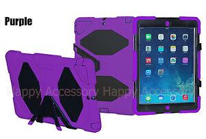 Heavy Duty Case Tradesman Tough Cover for Apple iPad Air 5| iPad Mini|iPad 4,3,2