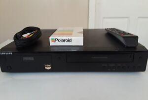 Samsung DVD-VR375 VHS to DVD Recorder Player Combo HDMI