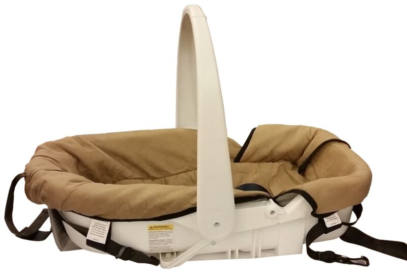 Cosco Dreamride SE Latch Preemie Baby Infant Seat Auto Car Bed Carrier - 33375