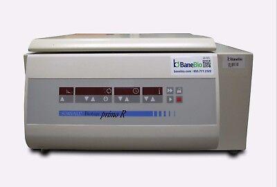 Sorvall Biofuge Refrigerated Centrifuge Primo R
