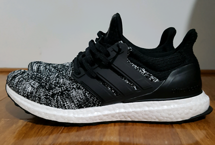Reigning champs adidas ultra boost - US 9