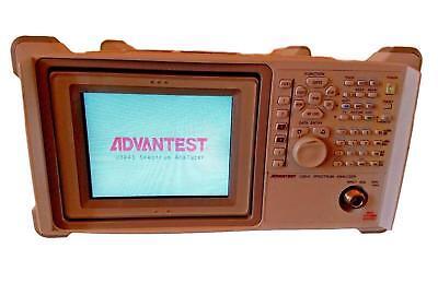 Advantest Rohde Schwarz U3641 9 Khz - 3 Ghz Spectrum Analyzer With Cal