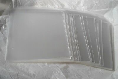 CD/DVD clear sleeves/wallets 100 pcs