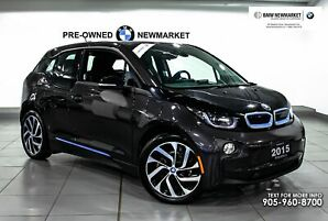 2015 BMW i3 w/ Range Extender -1owner|NO Accidents
