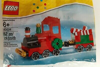 LEGO Seasonal Christmas Train (40034)