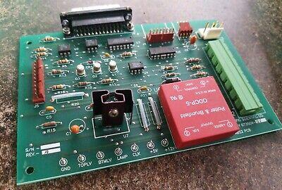Pacific Scientific Hiacroyco Abs-2 Particle Counter Control Board 073504-01