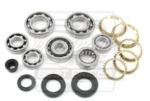 Fits: Honda Civic Del Sol Transmission S20 S40 SG8 Bearing Rebuild Kit 92-00
