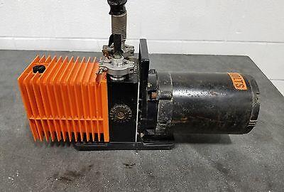 Alcatel M1012a Vacuum Pump 34 Hp Franklin Electric 2402sr