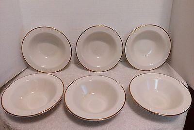 Homer Laughlin  Lyrica Cereal Soup Bowls  6
