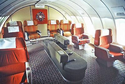 """Braniff Airways Boeing 747 ((8""""x10"""")) Print"""