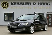 Skoda Superb 3.6 V6 4x4*1Hand*PANO*StandH*KEYGO*TOP
