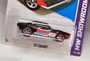 Hot Wheels 67 Camaro Treasure Hunt