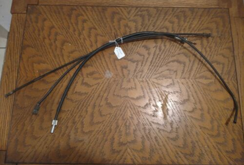 Kawasaki Invader 440 Cable Set of 3