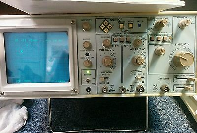 Protek P-2620 Oscilloscope With Manual