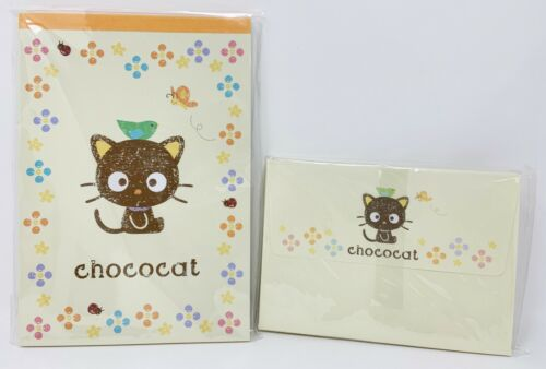 Sanrio Chococat Writing Pad & Envelopes Set ~ 2005