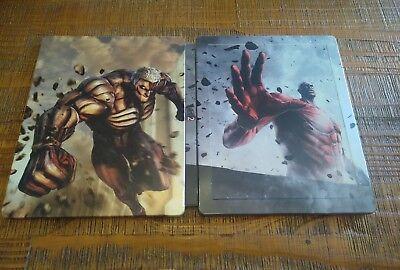 Jeu vidéo Attack On Titan 2 AOT 2 Steelbook - Ps4 - sony playstation