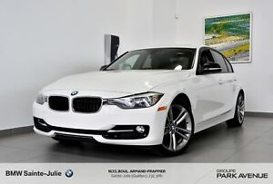 2015 BMW 3 Series X-DRIVE*GROUPE SPORT*TOIT OUVRANT*CUIR