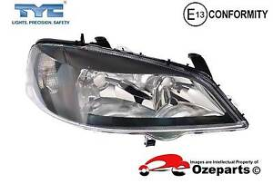 Holden Astra TS******2004 RH Right Hand Head Light (Black) Dandenong Greater Dandenong Preview