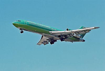 """Braniff Airways Boeing 727-200  ((8""""x10"""")) Print"""