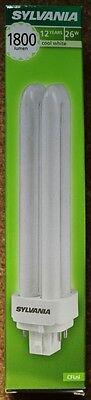 Leuchtmittel 3 Sockel G24q (NEU ! Leuchtmitteleinsatz - Lynx-DE Superia - 26W/840 - Sockel G24q-3)