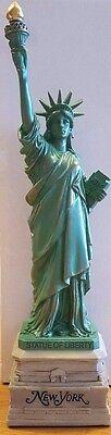 8 Inch Statue Of Liberty Replica Figurine  New York City Nyc Souvenir