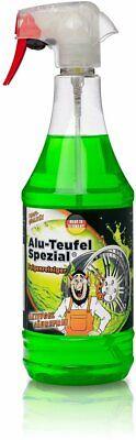 TUGA Chemie Felgenreiniger Alu-Teufel Spezial, 1000 ml,Sprühflasche NEU