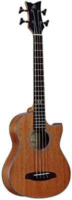 Ortega D-WALKER-MM Deep Series Extra Short Scale Acoustic Bass - Blem #XZ79