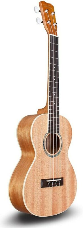 Cordoba Model 15TM Tenor Size All Mahogany Natural Finish Ukulele
