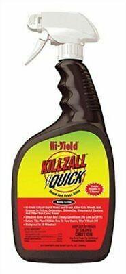 Hi-Yield 32168 32oz Killzall Quick Weed and Grass Killer Liq