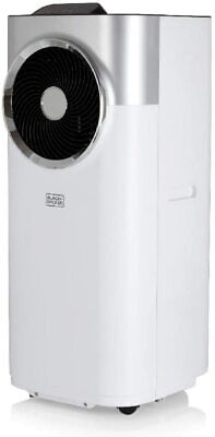 BLACK+DECKER 2000 BTU Portable 3-in-1 Air Conditioner Dehumidifier Fan White
