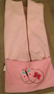 Fleece stroller bag