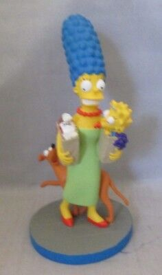 Happy Homer-Maker Simpsons Nuclear Family Collection Marge Figurine